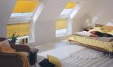 farbenfrohe Fensterdekoration, für schöneres Wohnen Zuhause